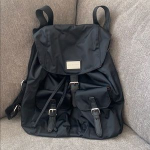 Dana Buchman Black Backpack